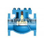 Plug Type Ceramic Check Valves