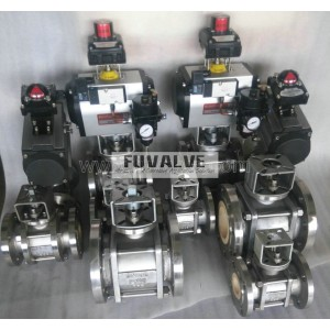 Casting body ceramic lined ball valve