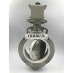 ceramic butterfly valve