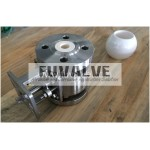 Full-lined Ceramic Ball Valve