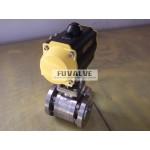 anti-high temperature ball valve