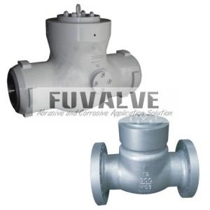 Pressure seal check valve 2500LB