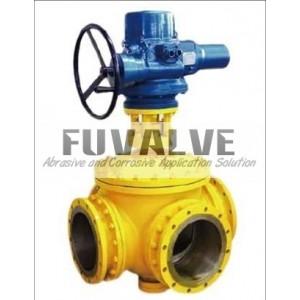 4-Way Ball valve