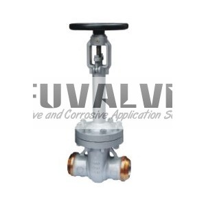ANSI Cast bellow sealed gate valve