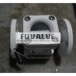 Sight-Glass Ball Check Valve